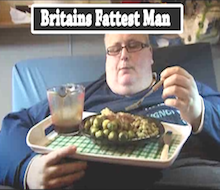Britain&#8217;s Fattest Man<BR />International Mix<BR /><BR />Dubbing Mix