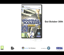 Football Manager 2010 &#8211; trailer ‬<BR /><BR />Sound Design
