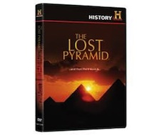 The Lost Pyramid<BR />HISTORY CHANNEL<BR /><BR />Location Sound