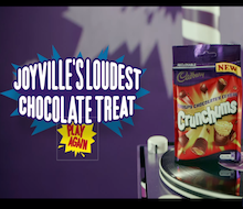 Cadbury Crunchums <BR /><BR />Sound Design<BR />Dubbing Mix