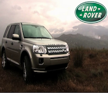 Land Rover Freelander 2<BR />DRIVE<BR />TV Commercial India<BR /><BR />ORIGINAL Music<BR />Dubbing Mix