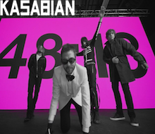 KASABIAN<BR />EEZ EH<BR />MUSIC PROMO<BR /><BR />SOUND DESIGN