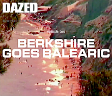 MUSIC NATION<BR />CHANNEL 4<BR />BERKSHIRE GOES BALEARIC<BR /><BR />DUBBING MIX